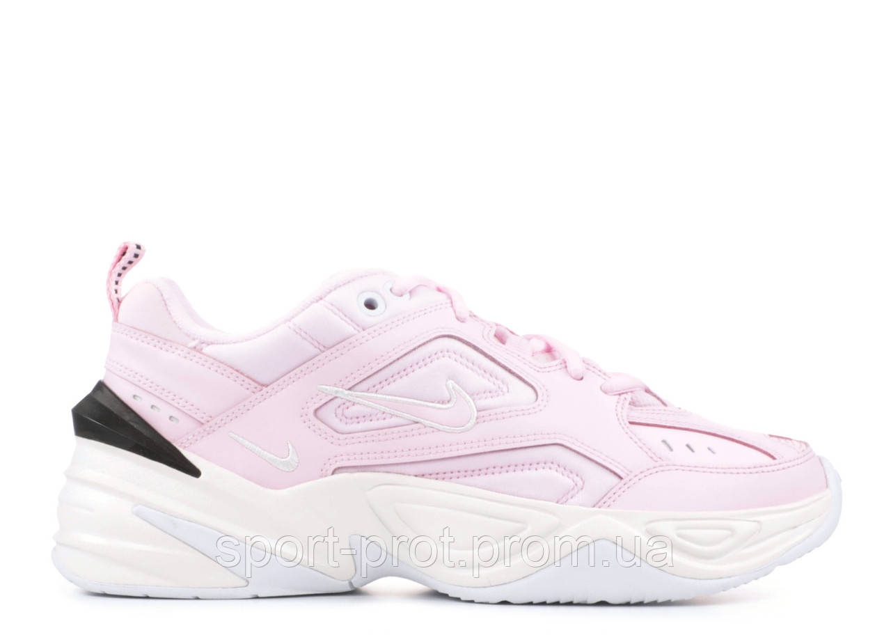 8508c144 Женские кроссовки в стиле Nike M2K Tekno Pink Black (Топ качество- Лицензия)