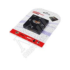 HDMI Switch SmarteX (3 в 1)1080P (свитч/переключатель)