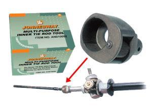 Инструмент для откручивания рулевых тяг AN010092 (Jonnesway, Тайвань)