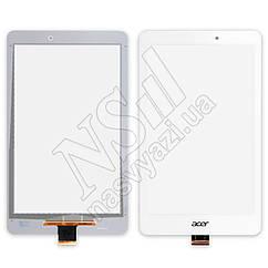 Тачскрин ACER A1-840 Iconia Tab белый