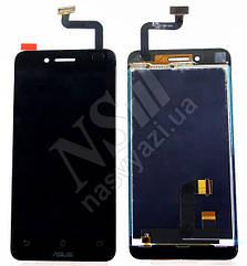 Дисплей ASUS A11 PadFone Mini с черным тачскрином