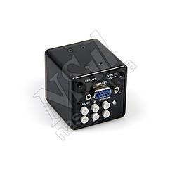 Цифровой окуляр-камера микроскопа YA XUN VGA out 5V
