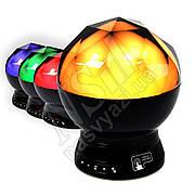 Колонка Bluetooth BL-12 Smart LED Bulb цветная