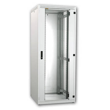 Шкаф напольный Conteg iSEVEN 19, 42U 800x800 (RI7-42-80/80-B)