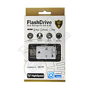 Картридер i-FlashDevice HD SD/TF для iPhone 5/6/7/iPad