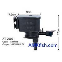 KW Atlas power head filter 2000 голова 1700л/ч