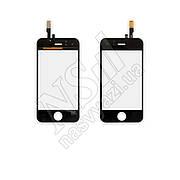 Тачскрин APPLE iPhone 3 черный оригинал