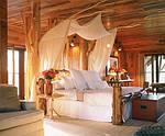 Підбір спальні, ліжко — як головний елемент.