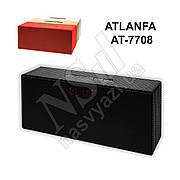 Колонка Bluetooth ATLANFA AT-7708 1200mAh (в ассортименте)