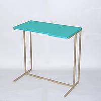 Приставной стол серии Comfort A600 mint/mint/beige