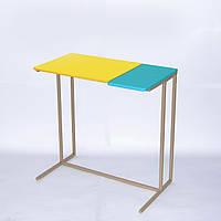 Приставной стол серии Comfort A600 yellow/mint/beige