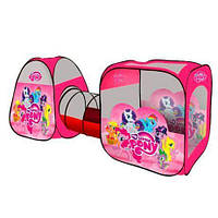 Намет з тунелем М 3774 Поні My Little Pony