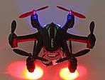 Гексакоптер мини на радиоуправлении WL Toys Q282J с камерой HD 720p. белый, фото 6