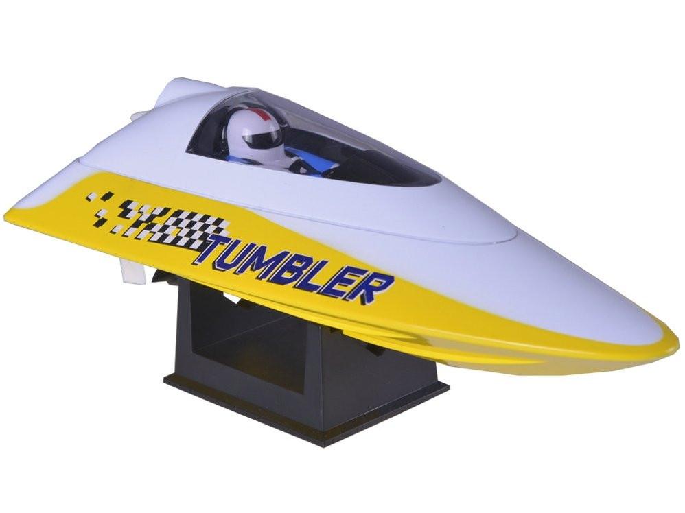 Катер на радиоуправлении VolantexRC V796-1 Tumbler. желтый