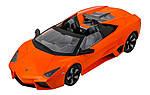 Машинка на радиоуправлении 1к10 Meizhi лицензированный Lamborghini Reventon. оранжевый, фото 2