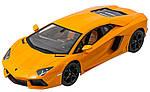 Машинка на радиоуправлении 1к14 Meizhi лицензированный Lamborghini LP700. желтый, фото 2
