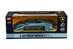 Машинка на радиоуправлении 1к14 Meizhi лицензированный Lamborghini Reventon Roadster. черный, фото 6