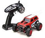 Машинка на радиоуправлении 1к24 Subotech CoCo Джип 4WD 35 км/час. красный, фото 2