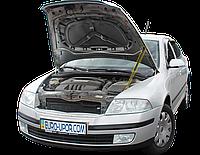 Газовый упор капота (амортизатор капота) для Skoda Octavia A5 / Шкода Октавия А5 (2004-2013)