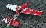 Самолёт на радиоуправлении Precision Aerobatics XR-52 1321мм KIT. красный, фото 5
