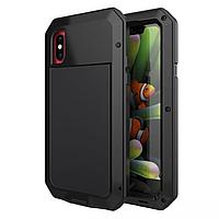 Чехол Lunatik Taktik for Apple iPhone X (black)