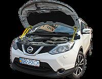 Газовый упор капота (амортизатор капота) для Nissan Qashqai J11 / Ниссан Кашкай 2 (2013+)