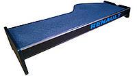 Столик полочка на торпеду RENAULT Magnum большой с шухлядой и с логотипом , фото 1