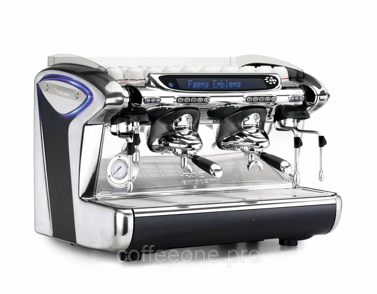 Кофемашина профессиональная Faema Emblema Auto Steam A/2