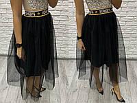 РУ13112 Женская юбка FENDI