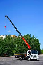 КМУ PALFINGER INMAN IT 120 (ИНМАН), фото 3