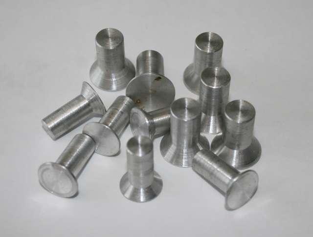 Заклепка ГОСТ 10300-80 потай стальная