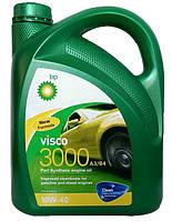 Моторное масло полусинтетика BP Visco 3000 10w40 4л