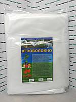 Агроволокно белое в упаковке 50г/м2  -  3.20м/10м. На метраж.