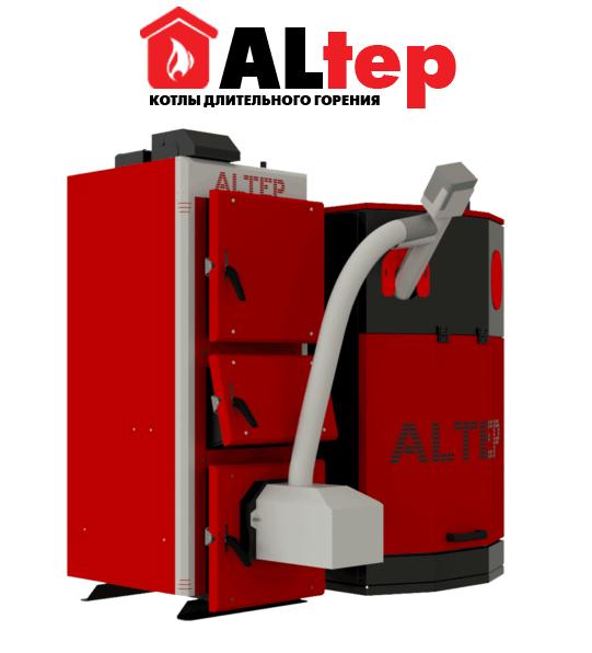 Котли з автоматичною подачею палива altep (альтеп) - україна