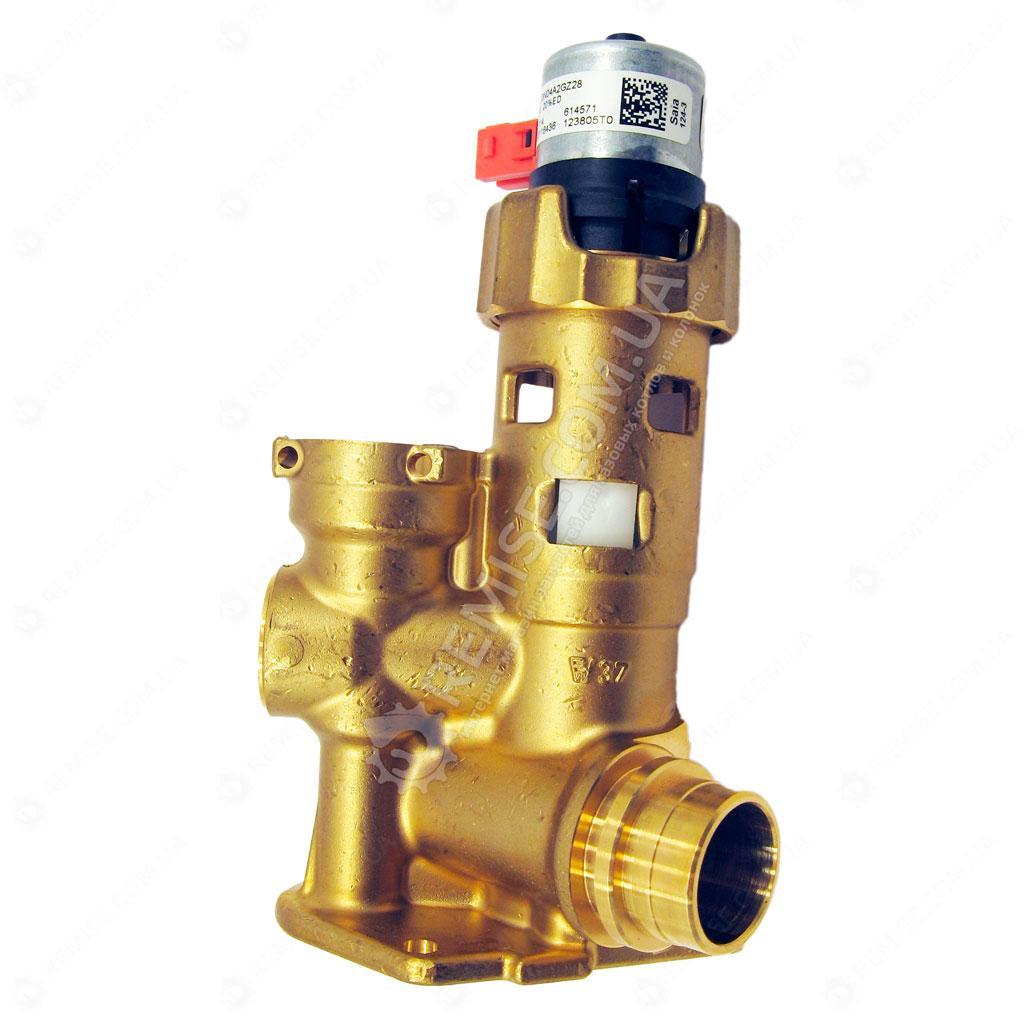 Трехходовой клапан с байпасом Vaillant turboTEC, atmoTEC Pro/Plus