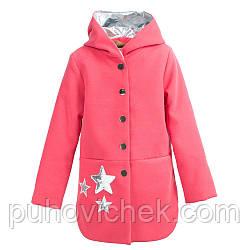Кашемировое детское пальто на девочку весеннее размеры 128-146