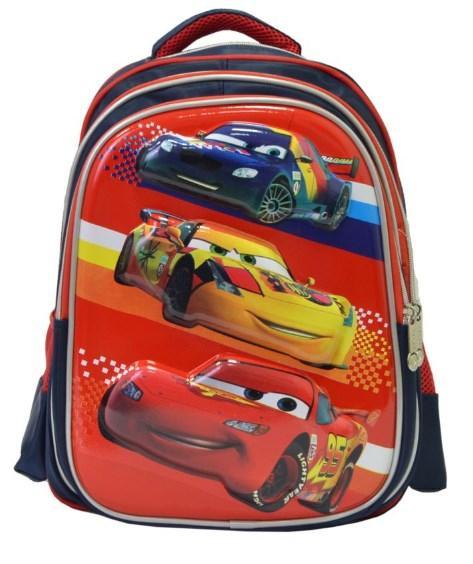 8eef92f2afae Школьный рюкзак DERBY 2036,13 20 л, красный 3D Мультгерои - SUPERSUMKA  интернет магазин