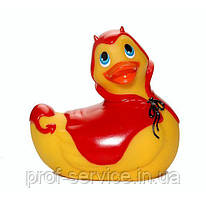 Вибромассажер I Rub My Duckie - Red Devil