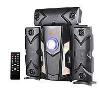 Акустика 3.1 UF-DC308G-DT (USB/Karaoke/FM-радио), фото 1
