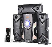 Акустика 3.1 UF-DC308G-DT (USB/Karaoke/FM-радио)