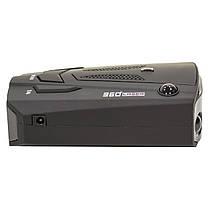 Антирадар Tilon V7 Black защита от детектирования цифровой дисплей радиус обнаружения 360 градусов, фото 3