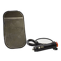 Антирадар Tilon V7 Black радар-детектор скорости спидометр цифровой дисплей 360 градусов, фото 7