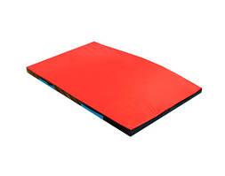 Мат гімнастичний 4 см «Мат 120х120»