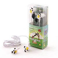 Наушники Angry Birds JH-405 белая птица