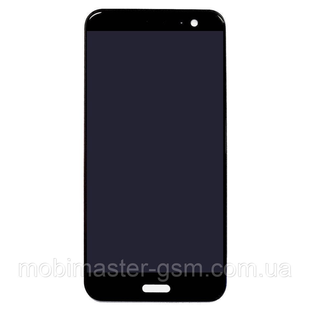 Дисплейный модуль HTC U11 черный