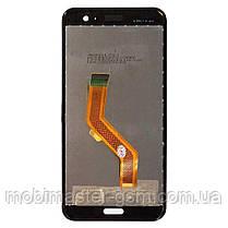 Дисплейный модуль HTC U11 черный, фото 2