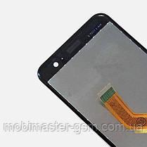 Дисплейный модуль HTC U11 черный, фото 3