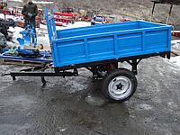 Прицеп тракторный 1ПТС-1,5 (самосвальный, 1,5т.), фото 1