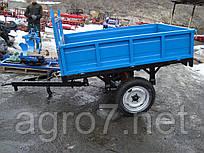 Прицеп тракторный 1ПТС-1,5 (самосвальный, 1,5т.)