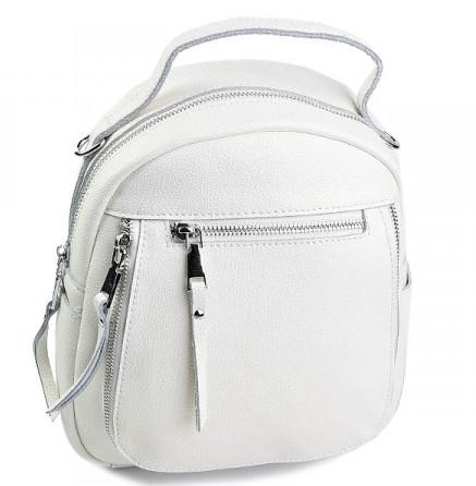5952eab56aaa Женский кожаный рюкзак 1808 женские кожаные рюкзаки купить недорого ...